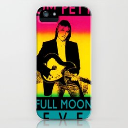 tom petty and the heartbreakers fever tour 2020 ngamein iPhone Case