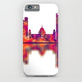 Kolkata West Bengal Skyline iPhone Case
