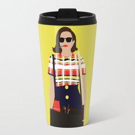 Peggy Olson Mad Men Travel Mug