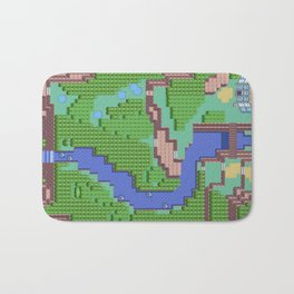 Gamers Have Hearts - Catch Bath Mat
