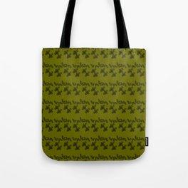 darkyellow Tote Bag