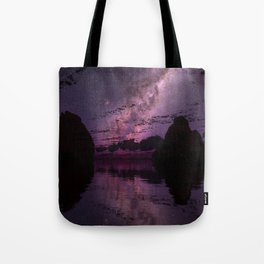 The Distant Lights Tote Bag
