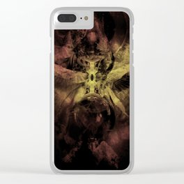 Thanatos: Prelude VI Clear iPhone Case
