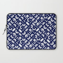 Control Your Game - Sodalite Laptop Sleeve