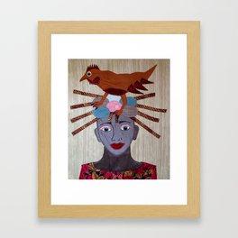 Hatching Ideas Framed Art Print