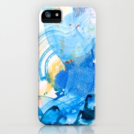 Positive Interference iPhone Case