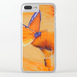Sweet Wonder | Douce Merveille Clear iPhone Case