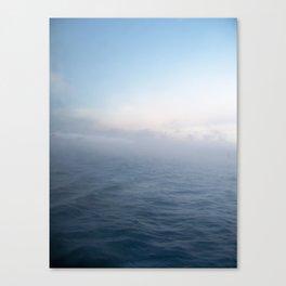 Sjörök 1 Canvas Print