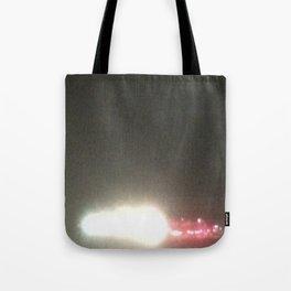 Abstracte Light Art in the Dark 5 Tote Bag