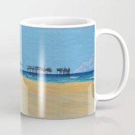 Frisco Pier Coffee Mug