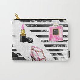 Perfume & Shoes #3 Carry-All Pouch