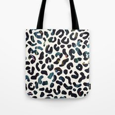 Jungle Leopard Tote Bag