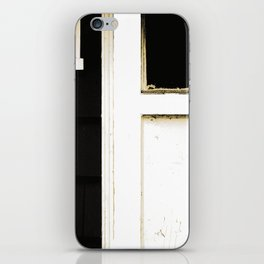 Traits of a man iPhone Skin