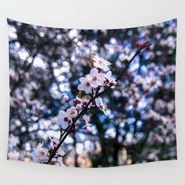 Sakura blossom Wall Tapestry