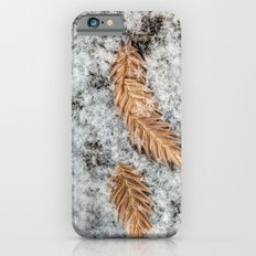 among snowflakes iPhone 6 Slim Case