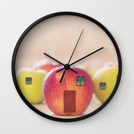 Viajes de Gulliver Wall Clock