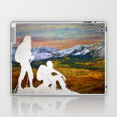 Autumn Hike Laptop & iPad Skin