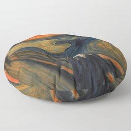 The Screm - cockatiel Munch Floor Pillow