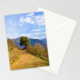 The exceptional Tree of instincts by #Bizzartino Stationery Cards