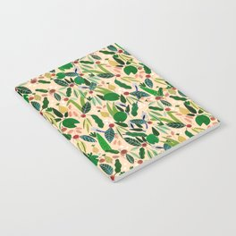 Desert Blooms Notebook