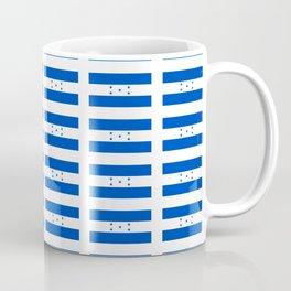 Flag of Honduras 2 -honduran,catracho,tegucigalpa,punta. Coffee Mug