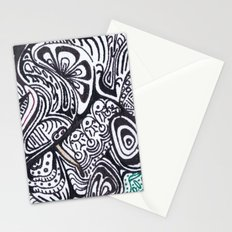 lazybones Stationery Cards