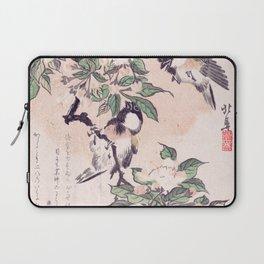 Spring Rain Laptop Sleeve