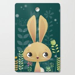 Bunny! Cutting Board