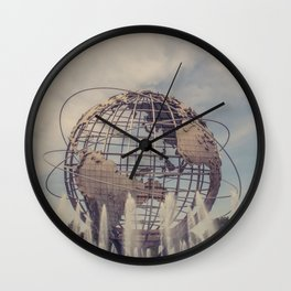 travellers... Wall Clock