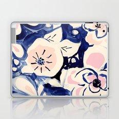 Midnight Moonflower Laptop & iPad Skin