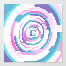 Black Hole NEW COLORS Canvas Print