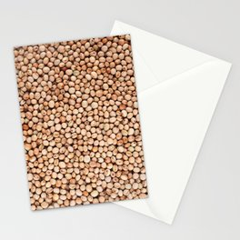 Dried pigeon peas Stationery Cards