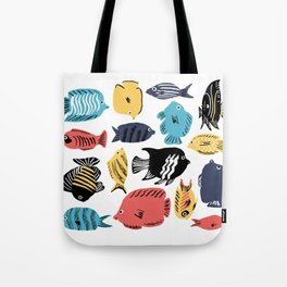 Phishies Tote Bag