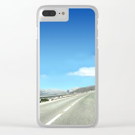Going to Granada Clear iPhone Case
