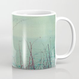 She Would Float and Stare at the Sky Coffee Mug