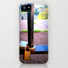 For Ever After and Into Always. iPhone Case