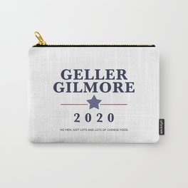 Geller Gilmore 2020 Carry-All Pouch