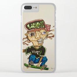 Vamos Clear iPhone Case