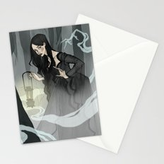 What Lies in the Mist Stationery Cards