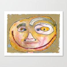 I feel loved Canvas Print