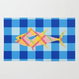 FISH STRIPES Rug