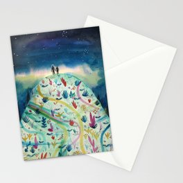 Love and Magic Stationery Cards