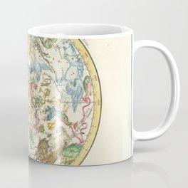 Vintage Map Print - 1822 - Alexander Jamieson - Northern Celestial Hemisphere Coffee Mug