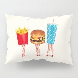 Combo Meal Pin-Ups Pillow Sham