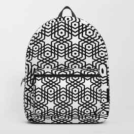 Op Art 168 Backpack