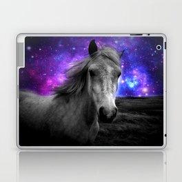 Horse Rides & Galaxy Skies Laptop & iPad Skin