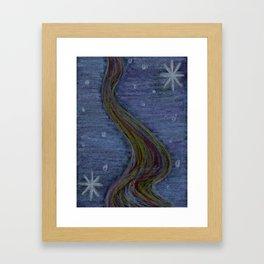 Bifrost Framed Art Print