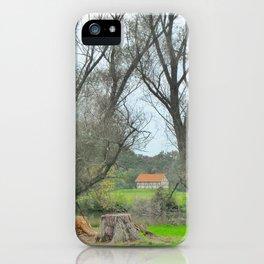 Green World II. iPhone Case