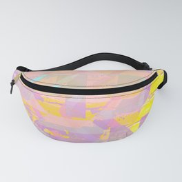 Exotic Digital Painting Fanny Pack