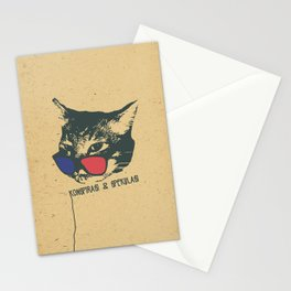 Konspirasi & Spekulasi Stationery Cards